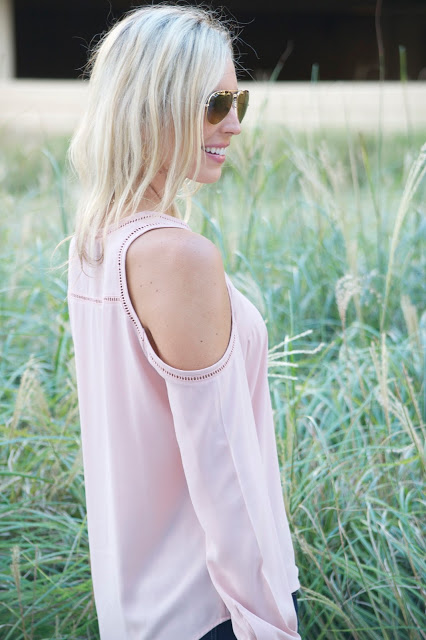Crushing on Blush + A Giveaway