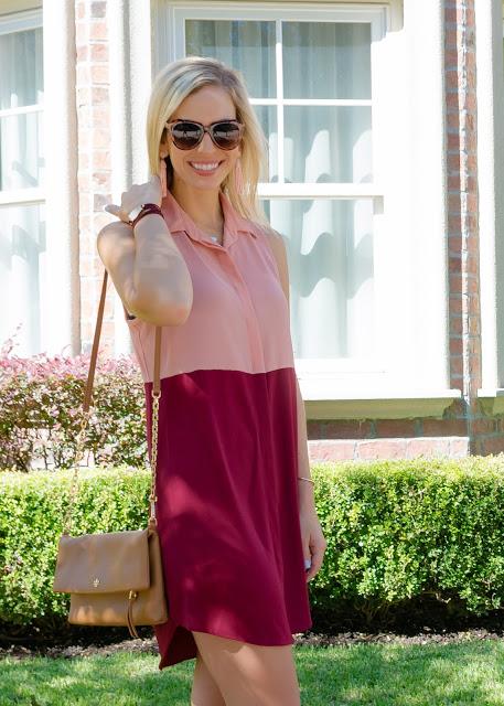 Shirt Dress + Layering Tips