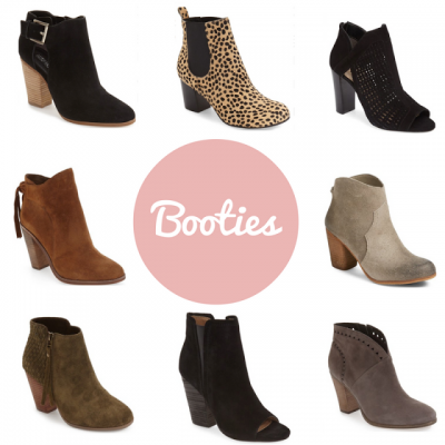Must Have Booties