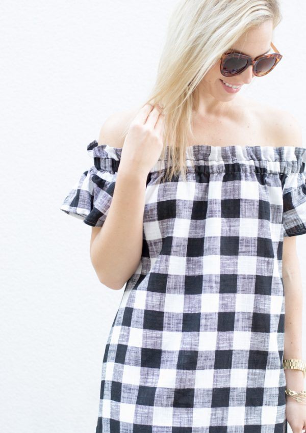 Trending: Gingham + a Giveaway