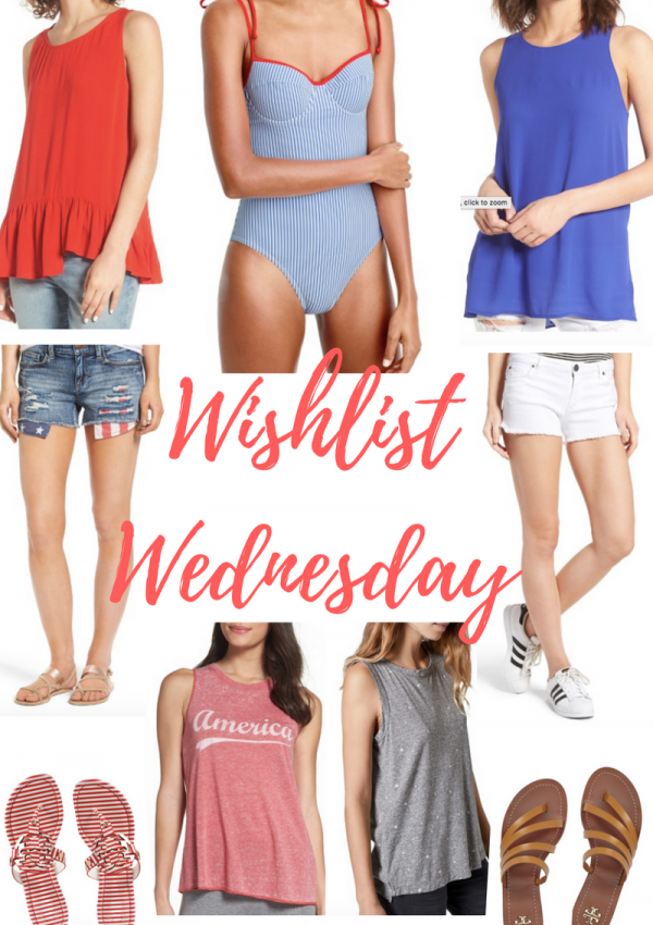 Wishlist Wednesday – Memorial Day Picks