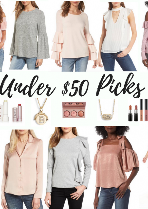 Nordstrom Sale Picks – Under $50