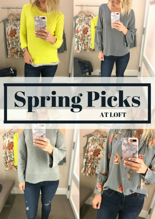 Spring Picks at Loft