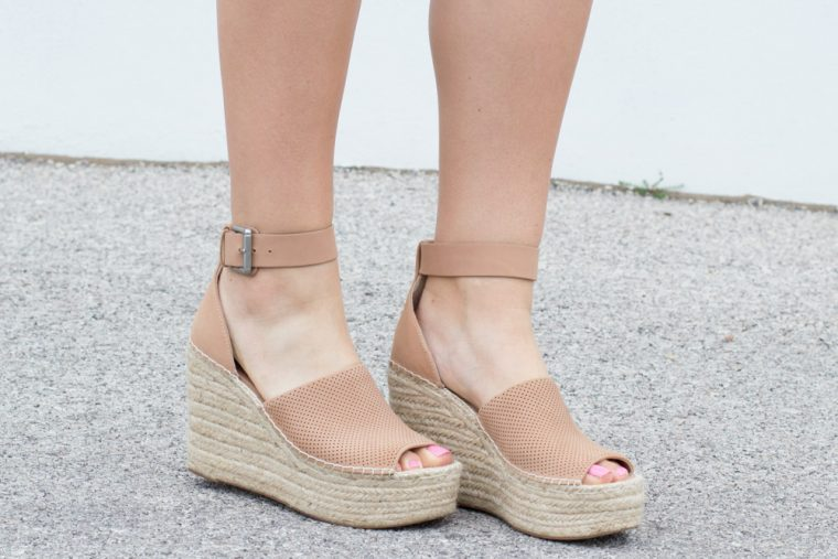 Espadrille Wedge Sandal Review Simply B Style