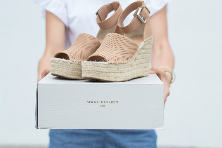 4741f7310b08 Espadrille Wedge Sandal Review - Simply B Style