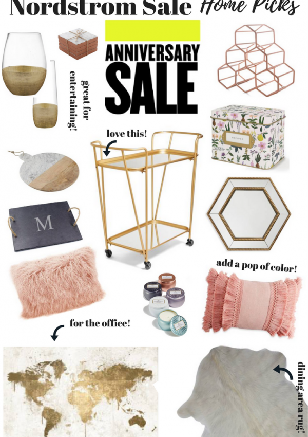 Nordstrom Anniversary Sale – Home Picks