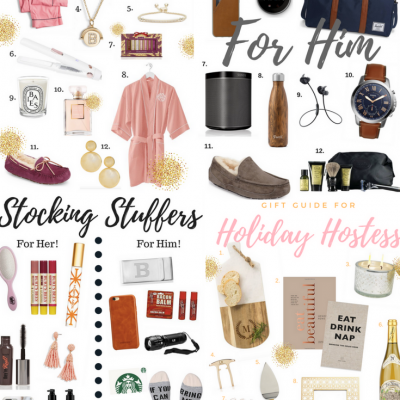 Christmas Gift Guide Round – Up