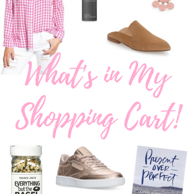 What's in My Cart