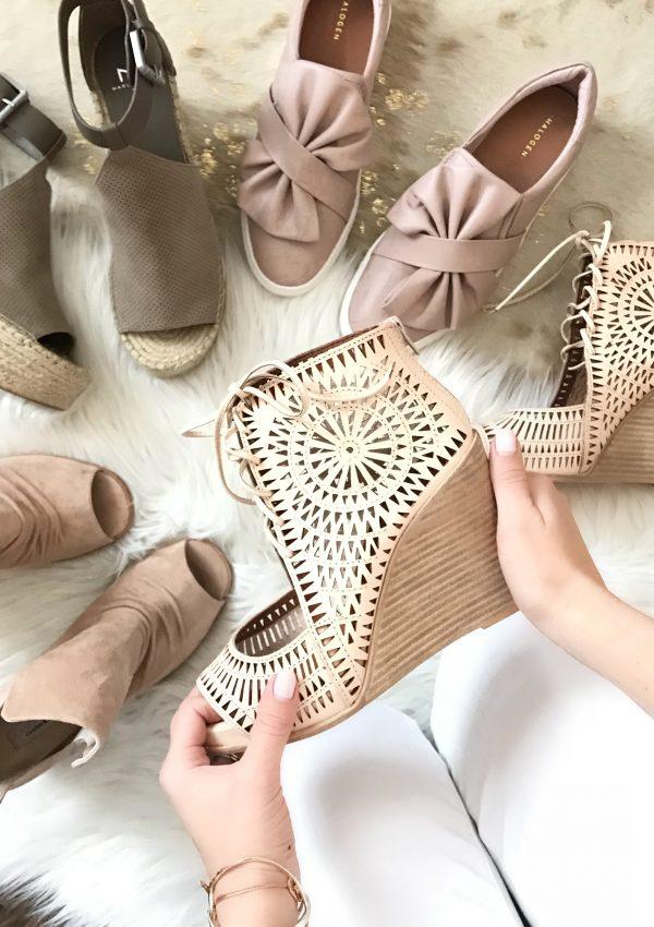 My Spring Shoe Picks
